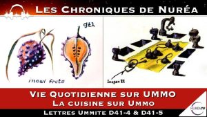 lecture courriers ummites