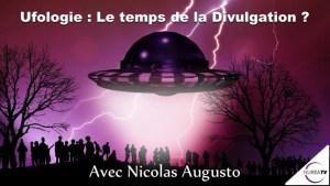 Ufologie divulgation ufo