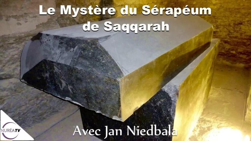 serapeum saqqarah jan niedbala