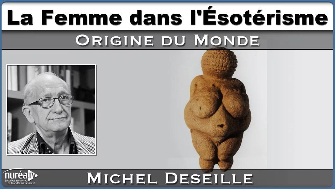 Michel Deseille Femme ésotérisme