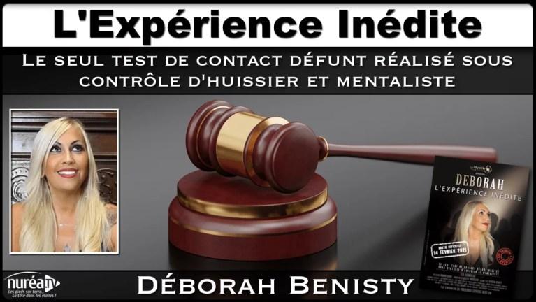 Expérience Inédite avec Déborah Benisty