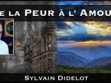 De la Peur à l'Amour avec Sylvain Didelot sur NURÉA TV