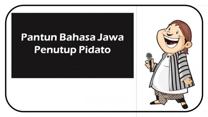 Pantun Bahasa Jawa Penutup Pidato