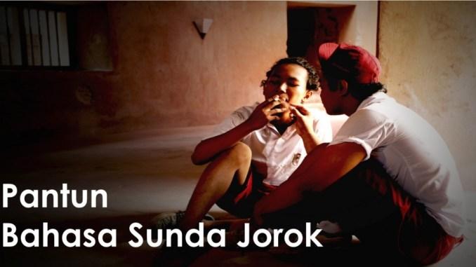 Pantun Bahasa Sunda Jorok