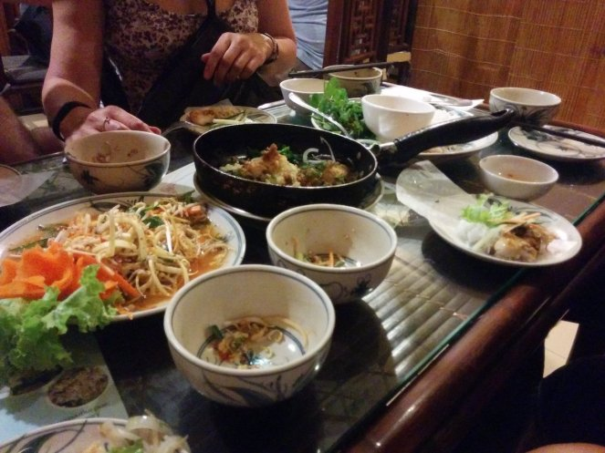 Food tour Vietnam