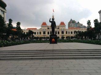 Ayuntamiento Ho Chi Min