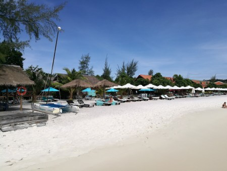 Sok Sand Beach resort