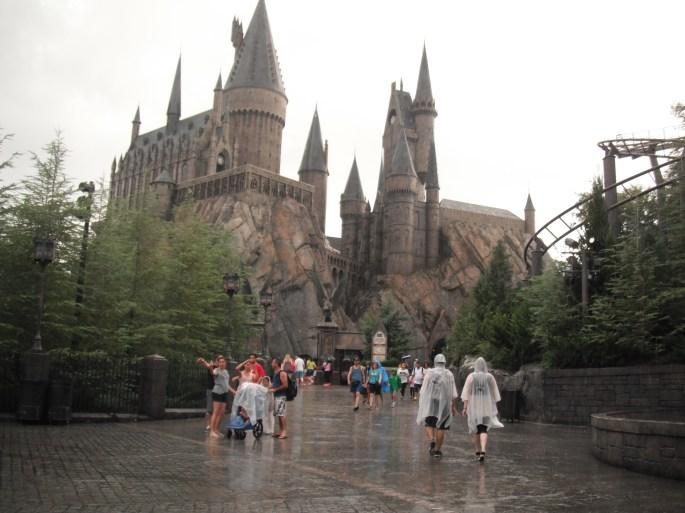 Wizardiing world of Harry Potter