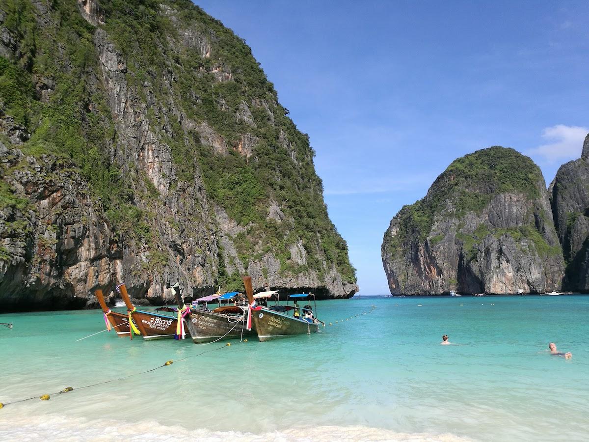 El mar de Andaman y sus fabulosas islas