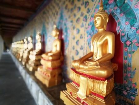 que ver en Bangkok en 3 días