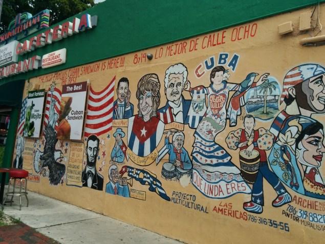 Barrio cubano miami