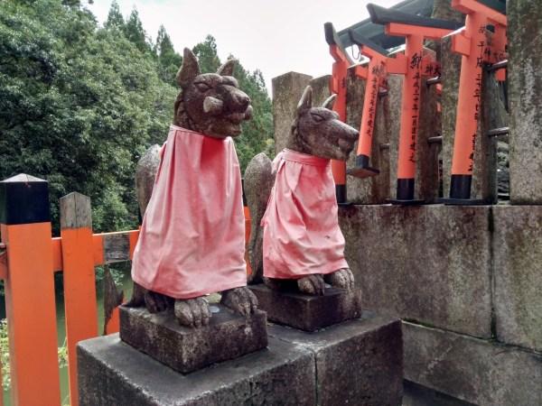 Zorros de Inari