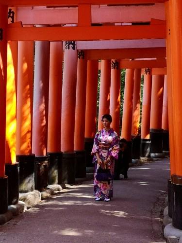 Que ver Kioto Fushimi Inari