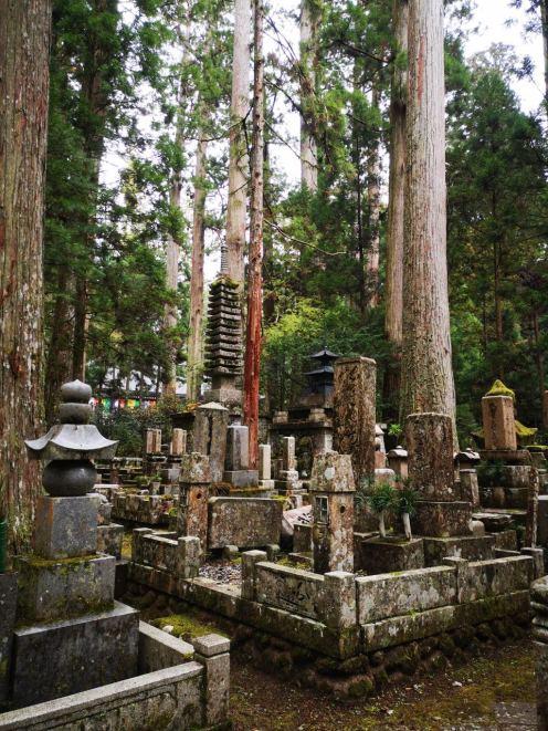 cementerio de Okunoin