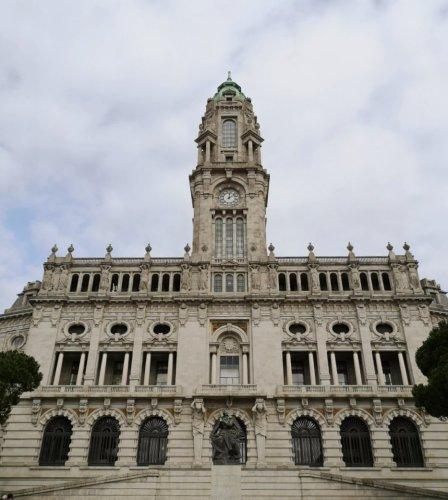 Que ver en Oporto en 2 días Ayuntamiento