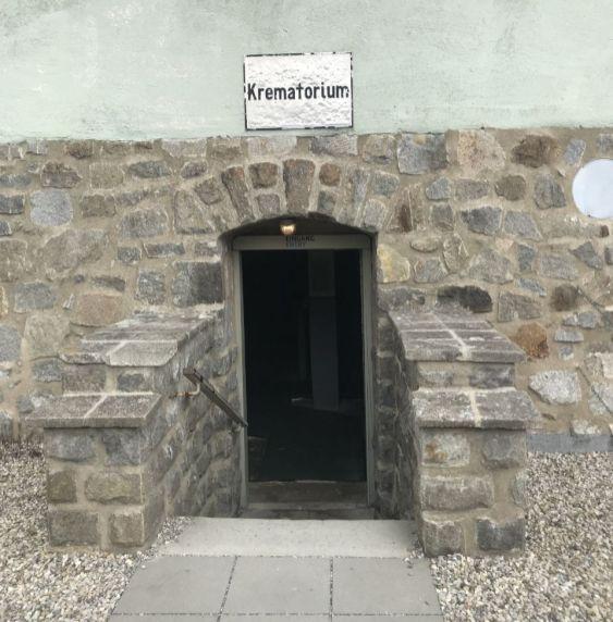 Crematorio de Mauthausen