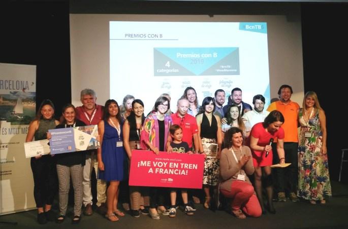 Premios con B BCNTB6