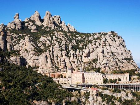 Que ver en Barcelona: visita a Montserrat