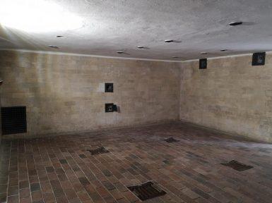 Cámara de gas de Dachau