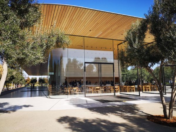 Oficina Apple Palo Alto California