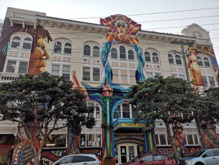 Edificio de las mujeres San Francisco