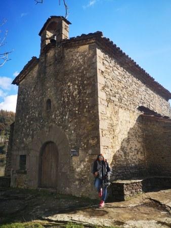 Ermita de Santa Magdalena, Rupit