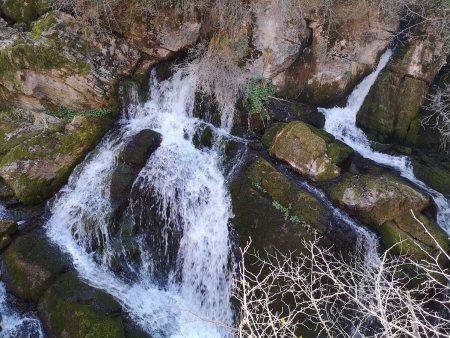 Castellar de Nhug y las Fonts del Llobregat