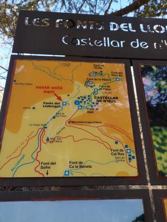 las Fonts del Llobregat