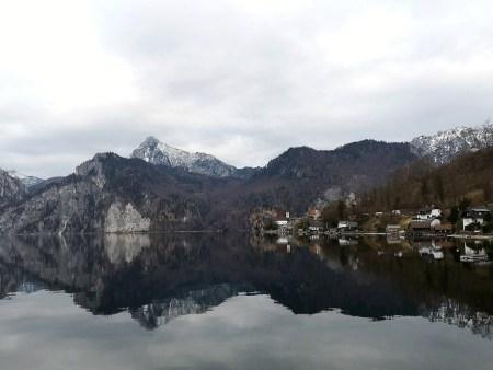 Wolgangsee Lake