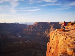 Como y donde visitar el Gran Cañón