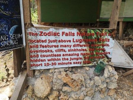 Zodiac falls