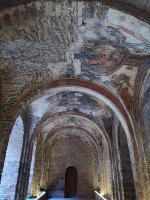 Frescos románicos Cardona