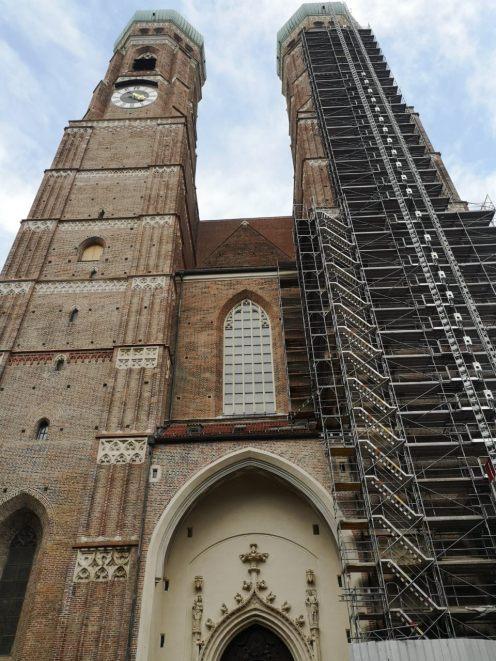 Catedral de Nuestra Señora de Múnich Frauenkirche