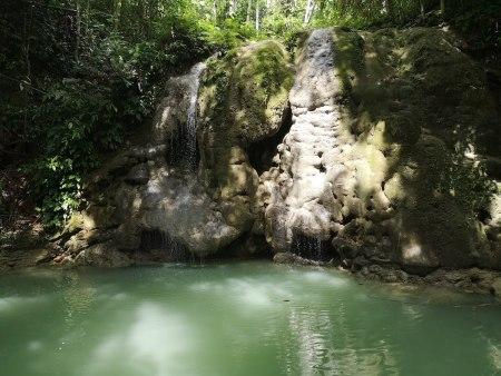 Lugnason falls