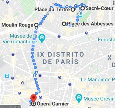 Que ver en Paris en 24 horas