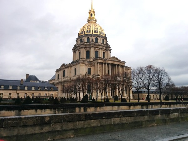 Invalides lugares imprescindibles que visitar en París