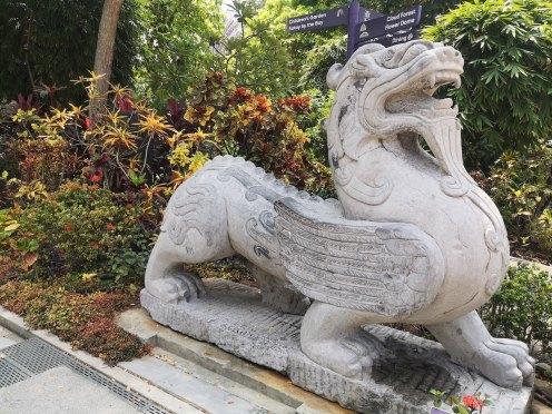 Chinese Garden en Gardens by the Bay
