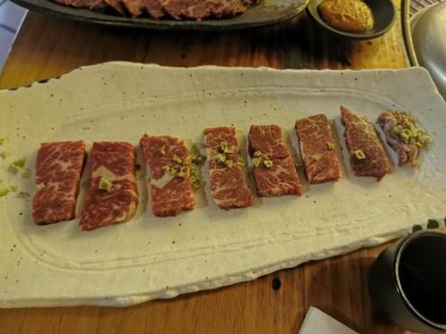 carne menu
