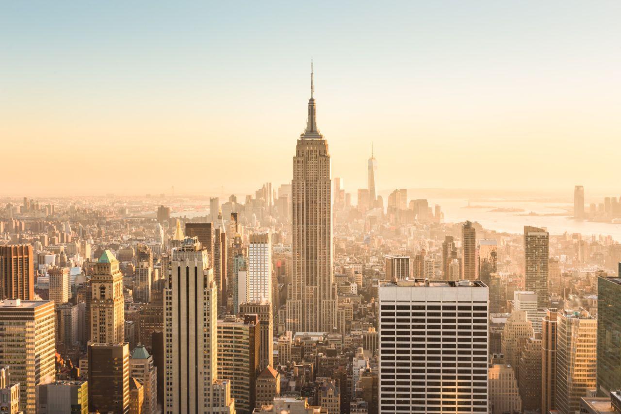 Subir al Empire State Building