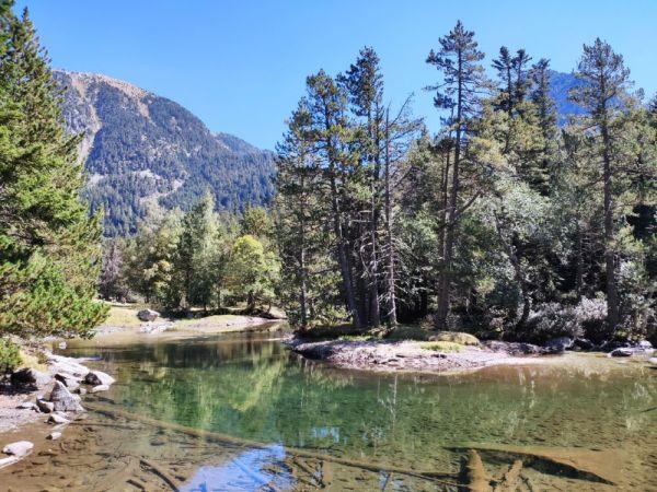 Guía del Parque Nacional de Aigüestortes i l'Estany de Sant Maurici