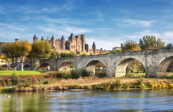 Ruta en coche Sur de Francia