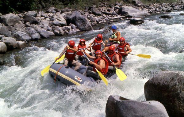 Rafting Valle de Arán