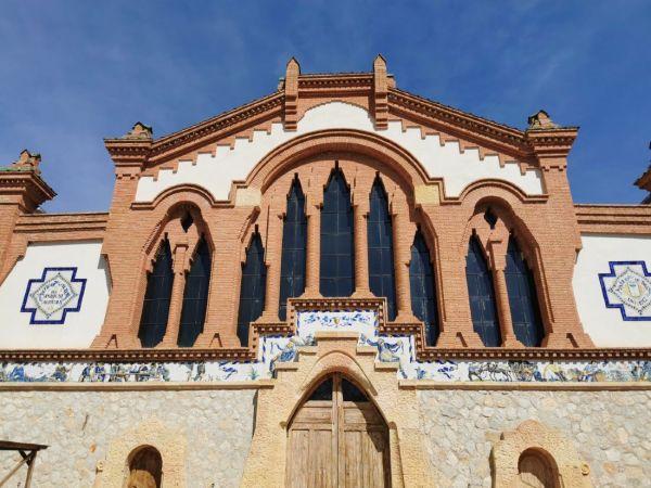 Catedral del Vi Pinell del Brai