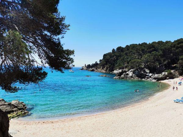 mejores playas lloret de mar