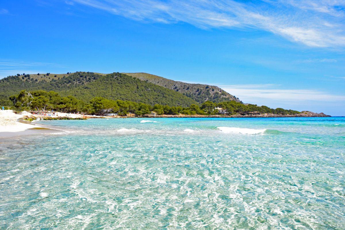 mejores playas mallorca