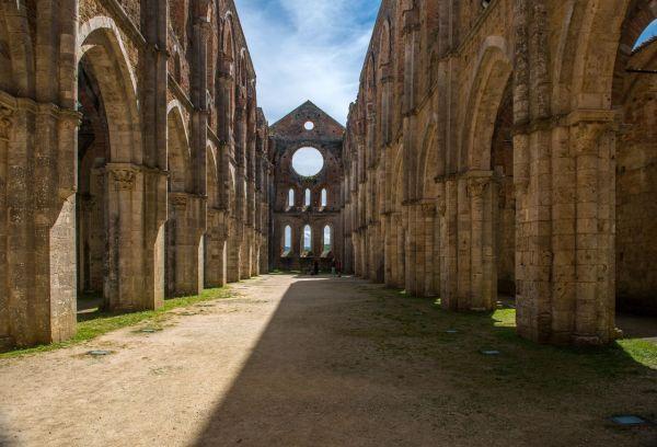 Abadía de San Galgano