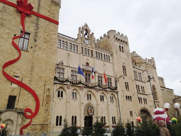 Narbonne en Navidad