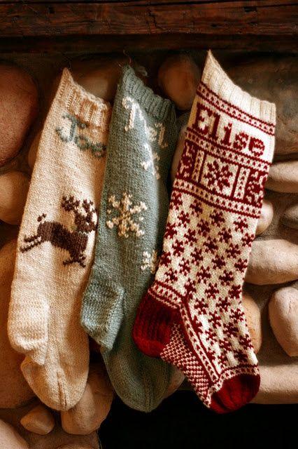 calcetines navidad papá noel