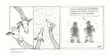 Quan plou... / When it rains...