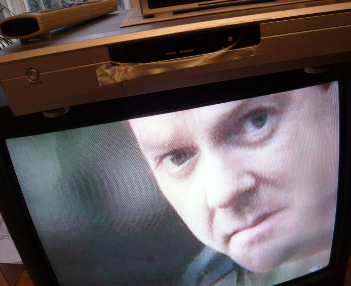 Jack Bauer Leering Angrily
